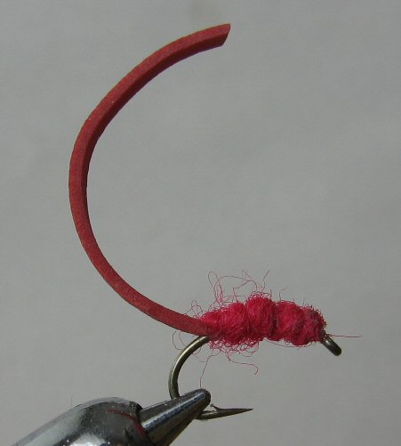 Fishing fly of the month for may 2009 for Rubber fishing worms